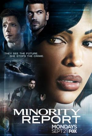Minority Report (Serie de TV)