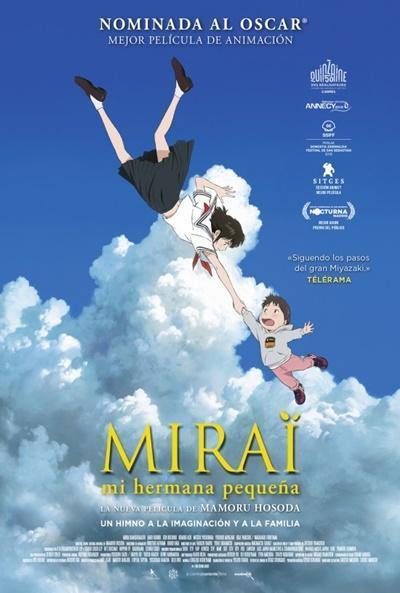 Mirai, mi hermana pequeña (2018) - Filmaffinity