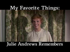 Mis cosas favoritas: Recuerdos de Julie Andrews