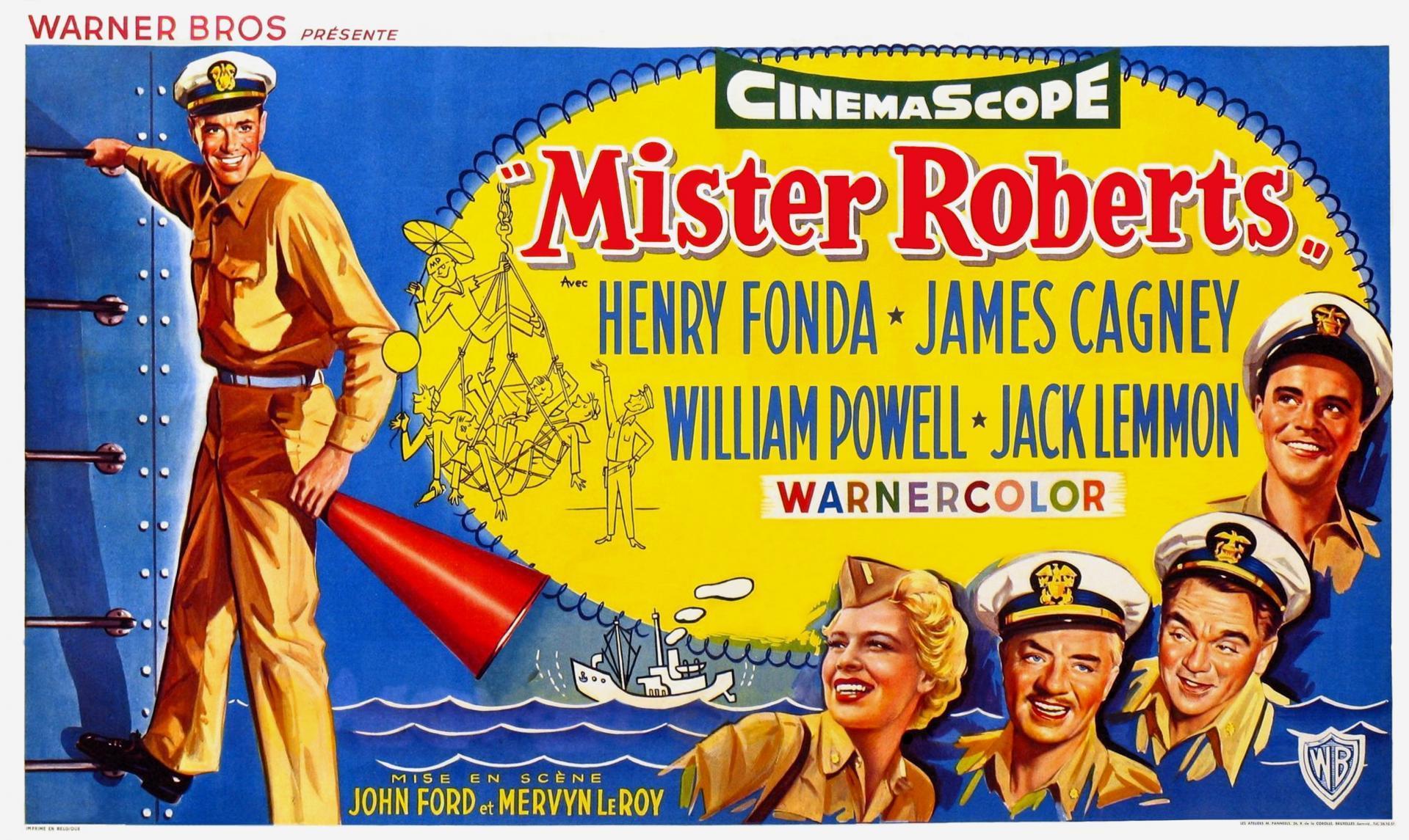 Mister Roberts - Promo