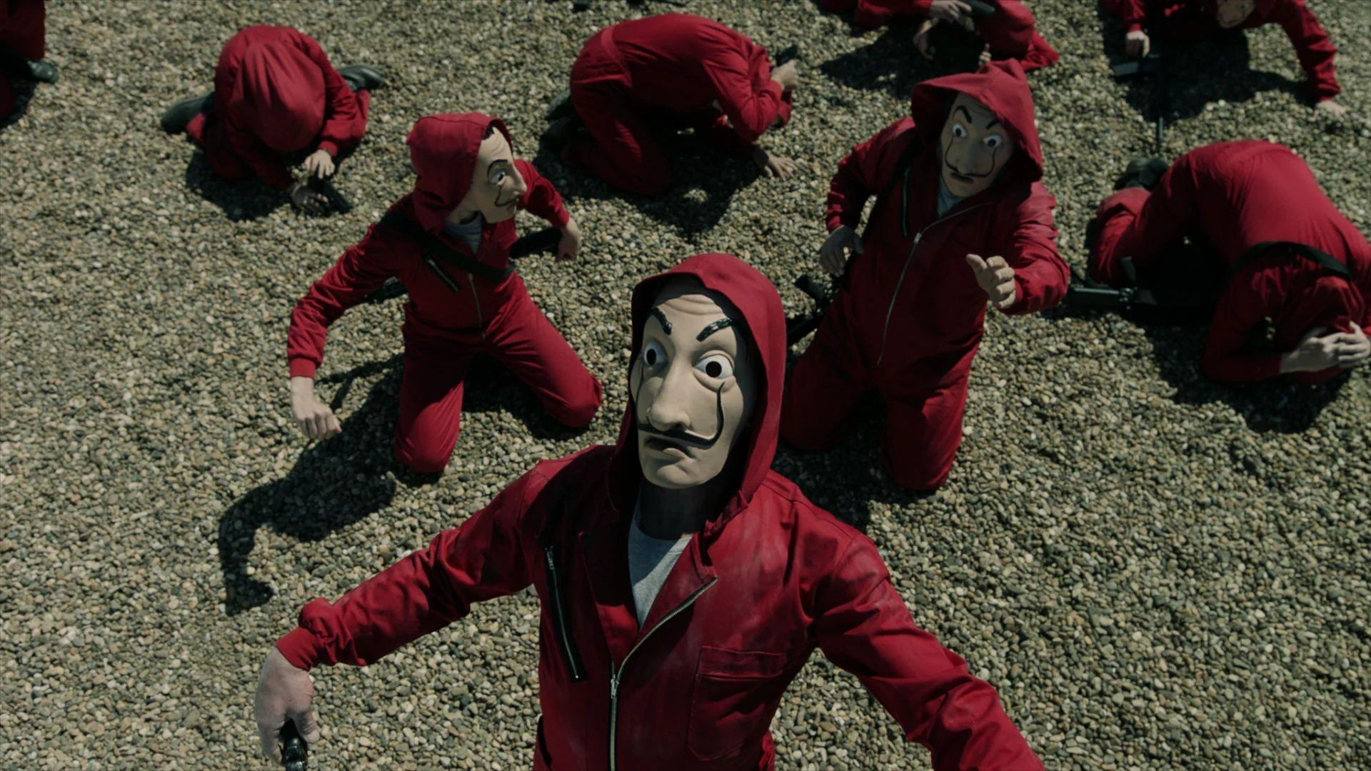Image gallery for Money Heist (TV Series) - FilmAffinity
