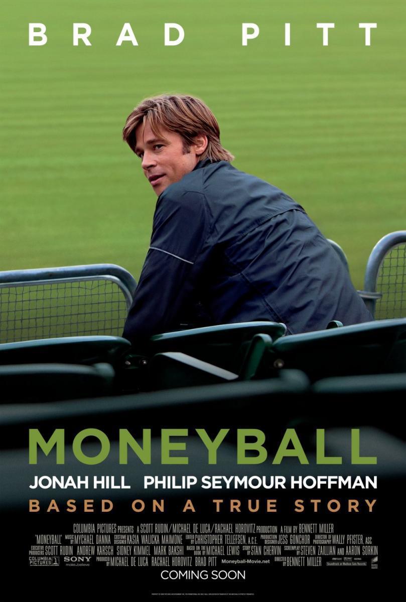 Moneyball: Rompiendo las reglas (2011) - Filmaffinity