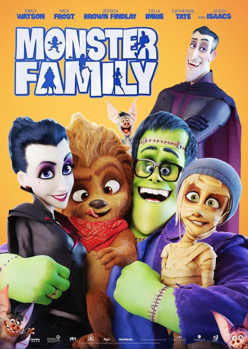 Happy Family (2017) Subtitle Indonesia