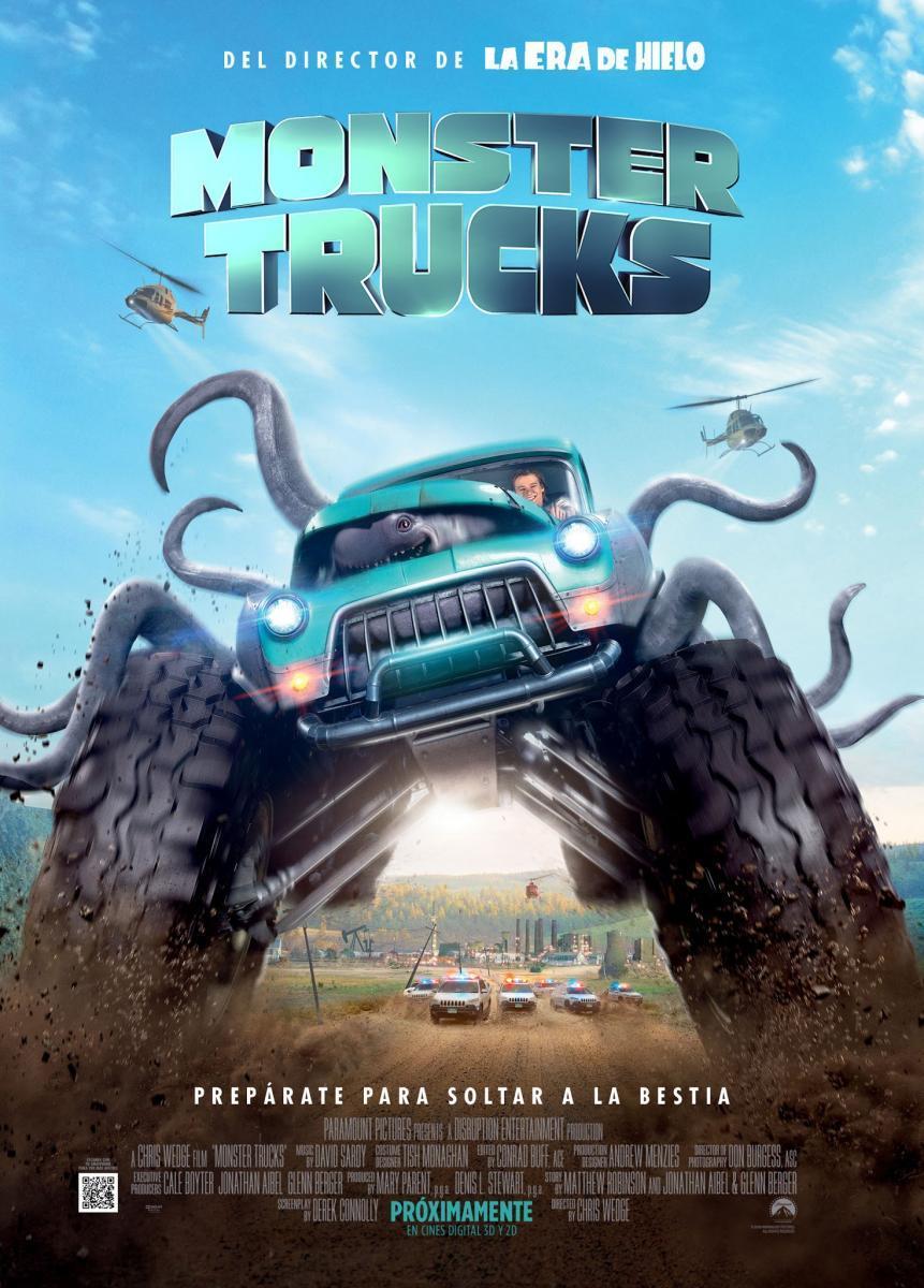 Monster Trucks 2017 Filmaffinity