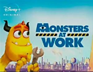 Monsters at Work (Serie de TV)