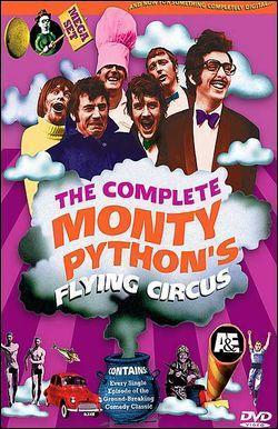Monty Python's Flying Circus (Serie de TV)
