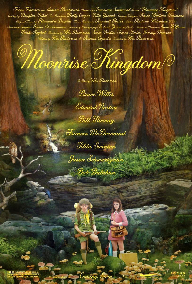 Moonrise Kingdom 2012 Filmaffinity