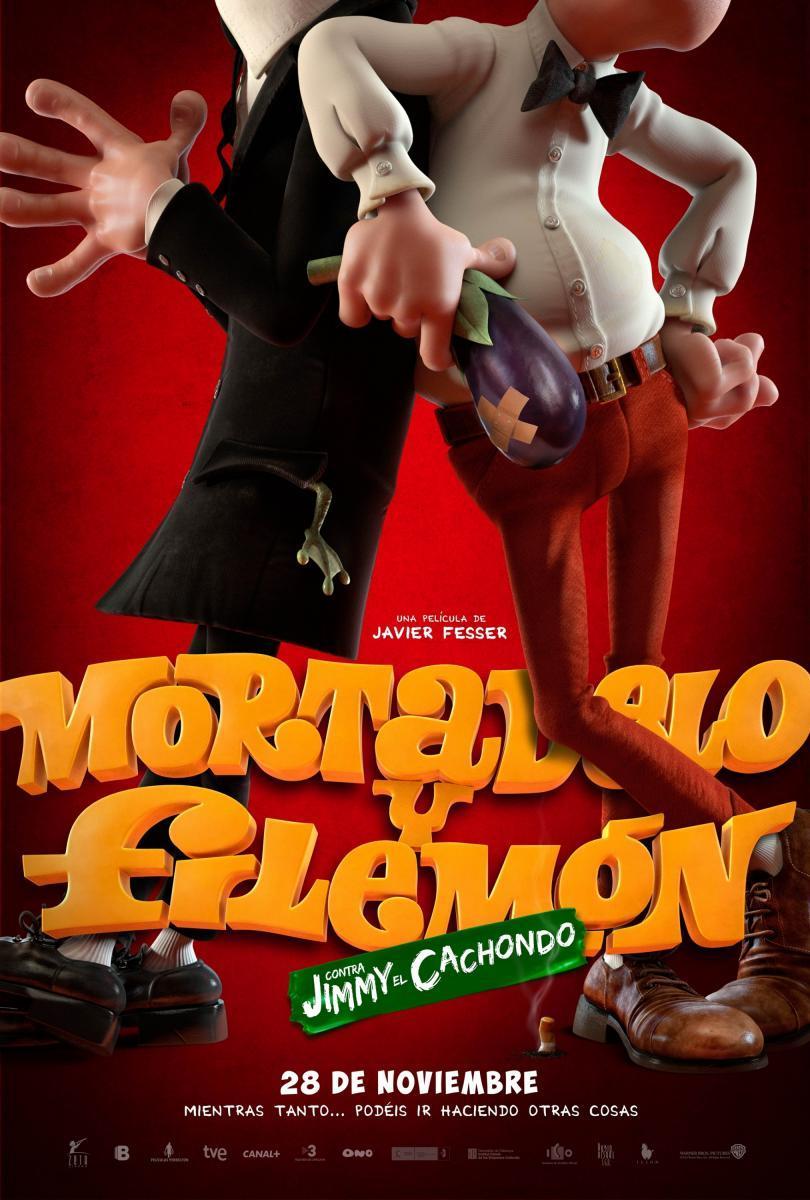 Mortadelo y Filemón contra Jimmy el Cachondo Online Completa  Latino