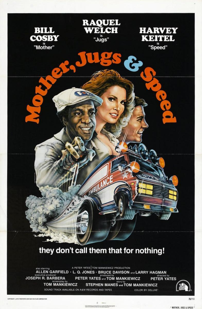 Mother, Jugs & Speed - Poster / Main Image