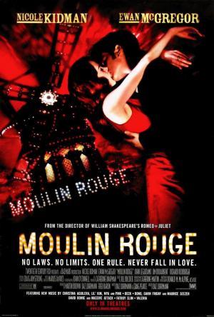 Moulin Rouge, amor en rojo