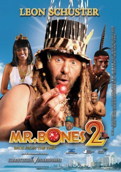 Mr Bones 2: Hechicero del pasado  - Poster / Imagen Principal