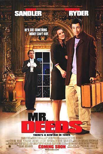 Mr Deeds 2002 Filmaffinity