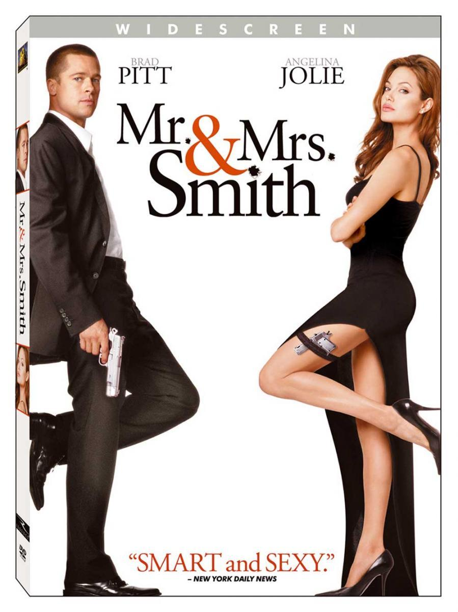 Image Gallery For Mr And Mrs Smith Filmaffinity