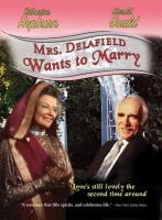 Mrs. Delafield Wants to Marry (TV) - Poster / Main Image