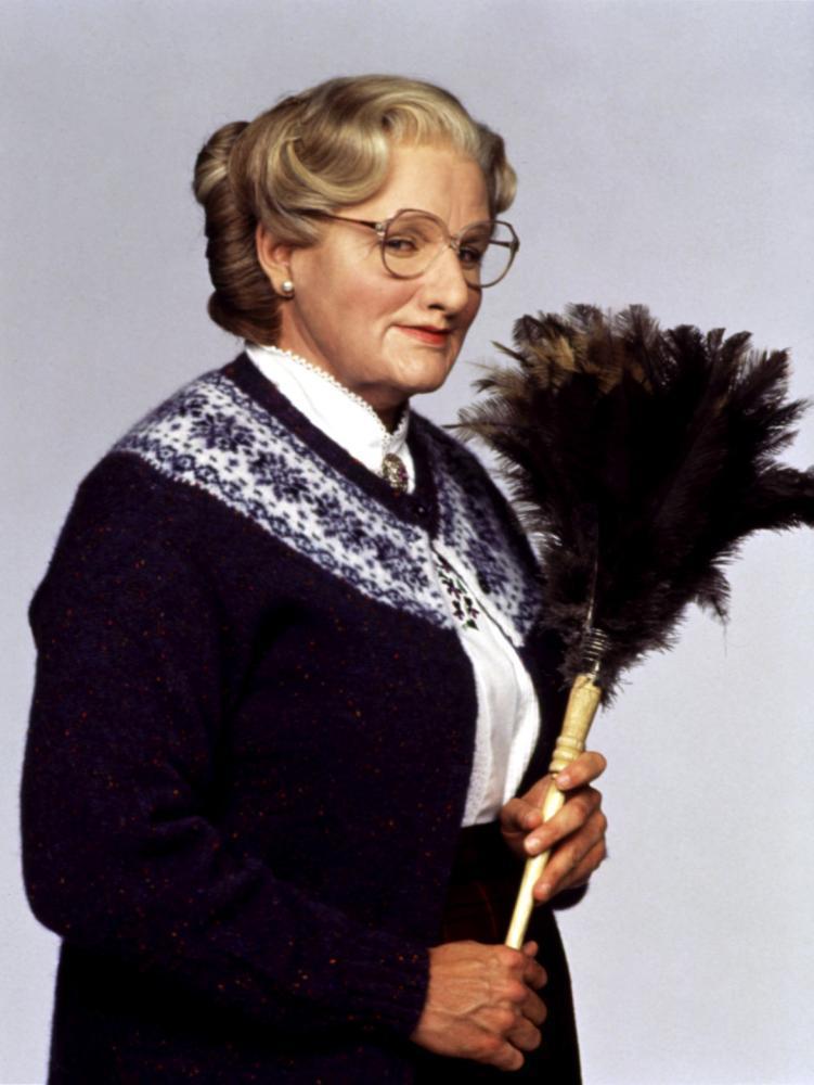 Mrs Doubtfire 1993 Filmaffinity