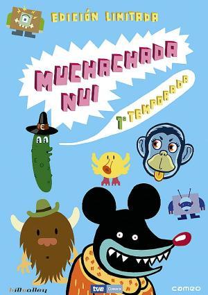 Muchachada Nui (Serie de TV)