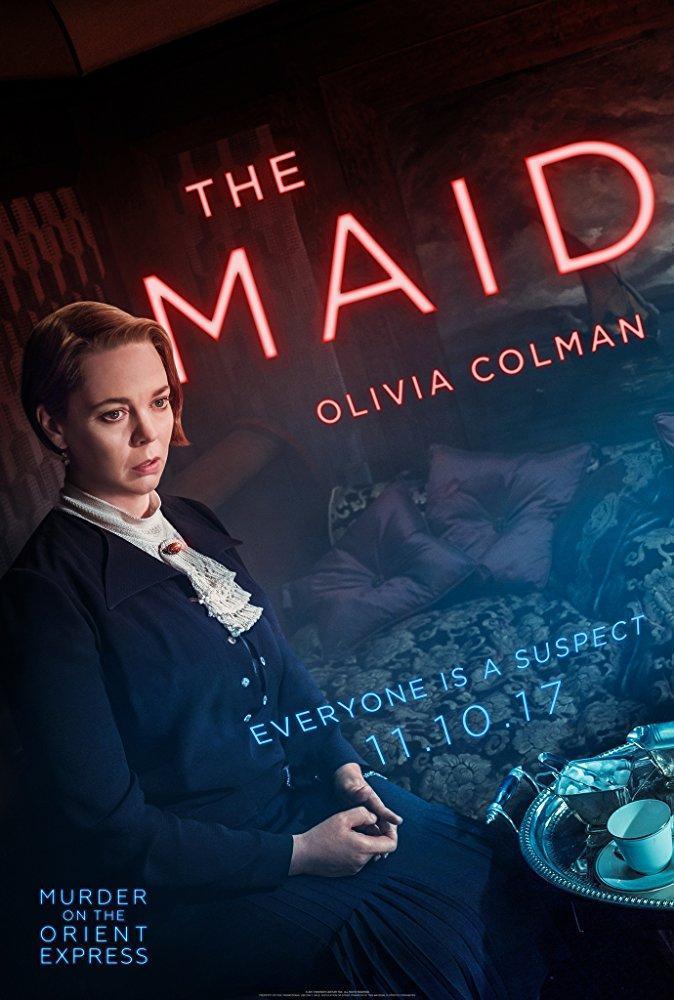 Murder On The Orient Express 2017 Filmaffinity