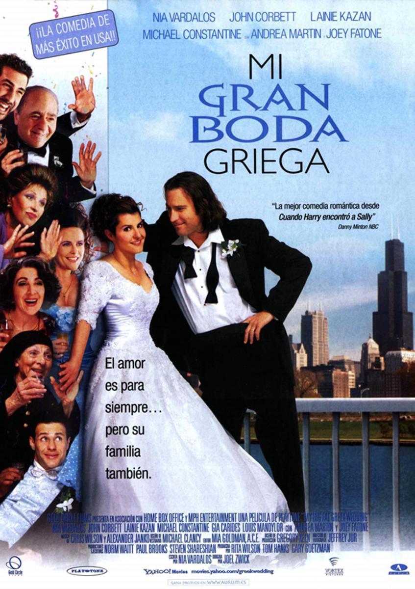 My Big Fat Greek Wedding 2002 Filmaffinity