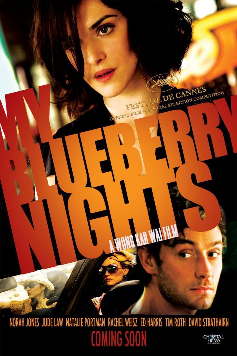 My Blueberry Nights (2007) - FilmAffinity