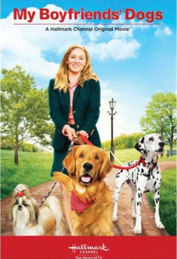 My Boyfriends' Dogs (TV) - Poster / Main Image