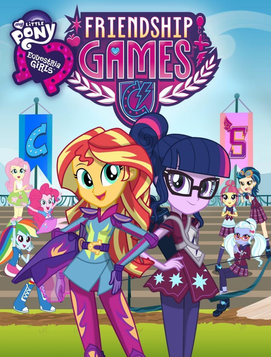My Little Pony: Equestria Girls - Friendship Games (2015 ...