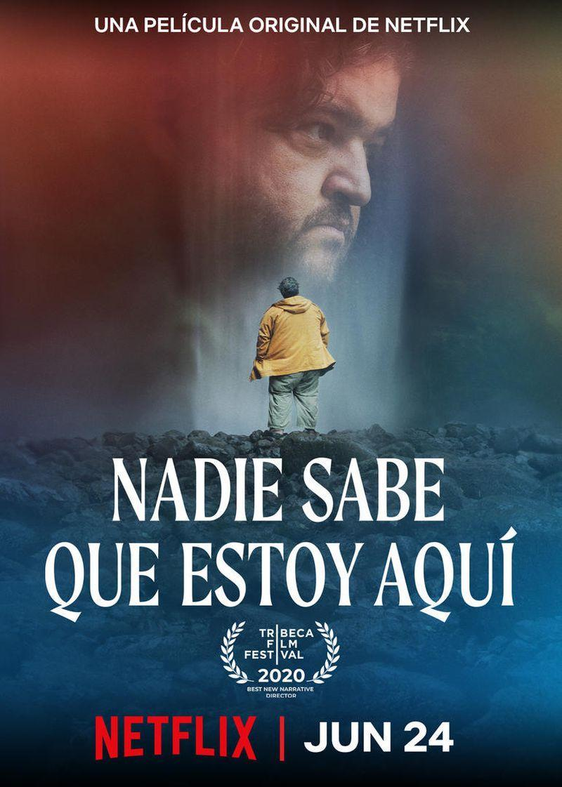 Nadie sabe que estoy aquí (2020) - Filmaffinity