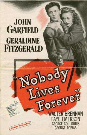 Nadie vive para siempre