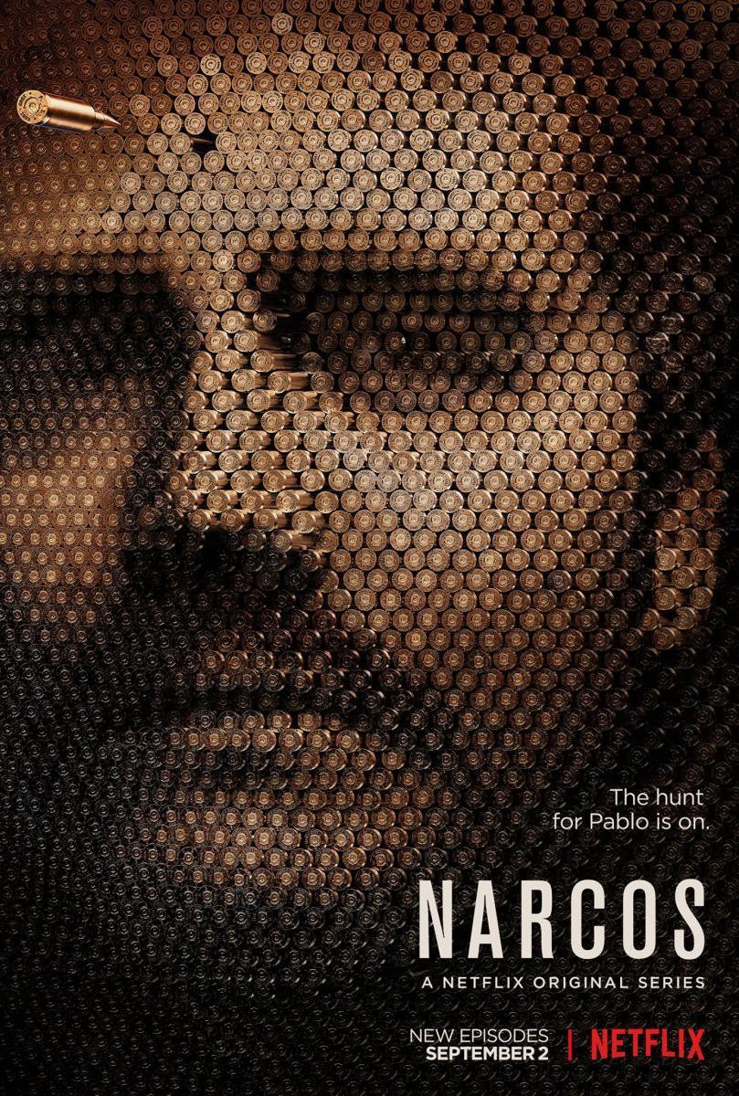 Narcos Temporada 3 (HD Latino – Ingles 720p) 2017