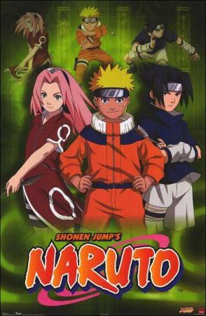 Naruto (TV Series) (2002) - Filmaffinity