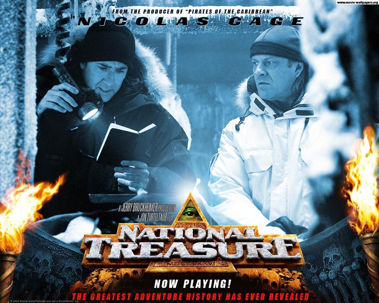 National Treasure 2004 Filmaffinity
