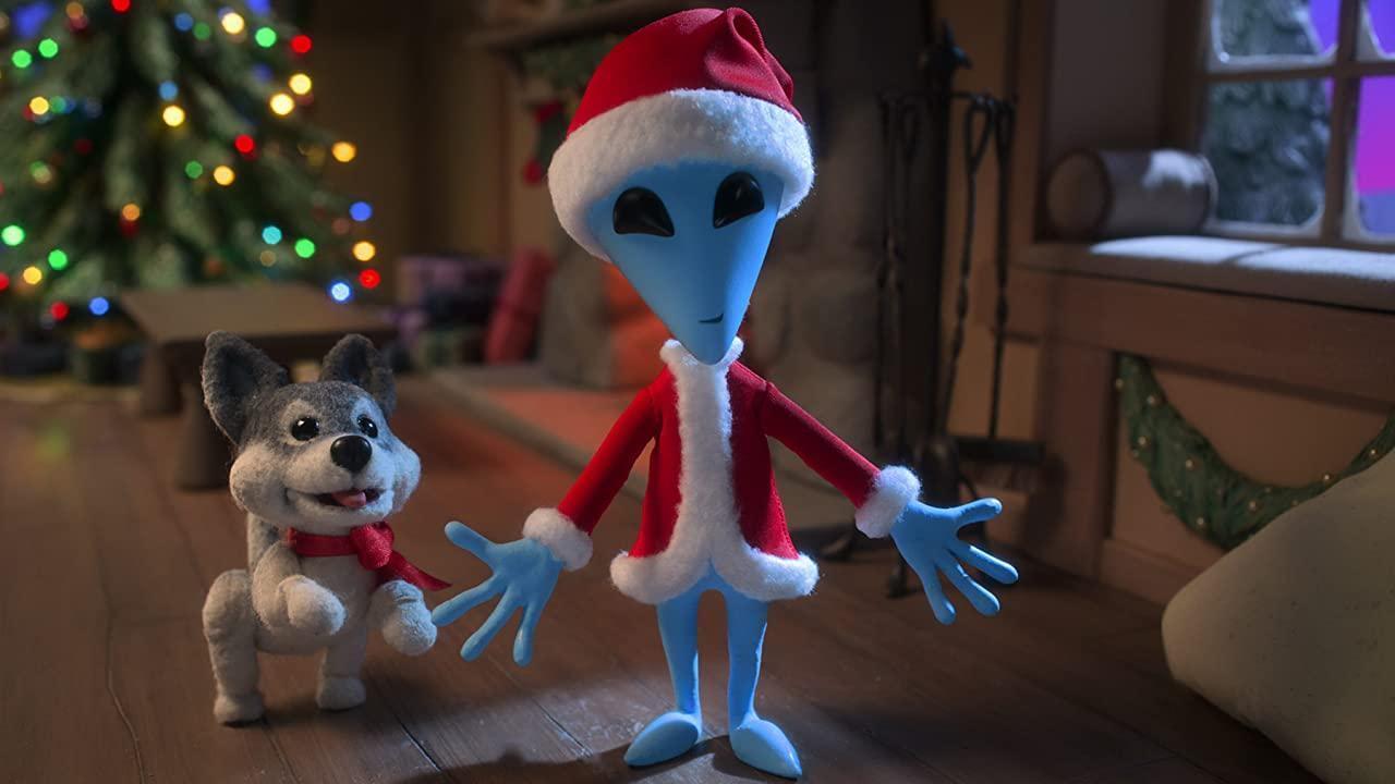 Navidad extraterrestre (TV) (2020) - Filmaffinity