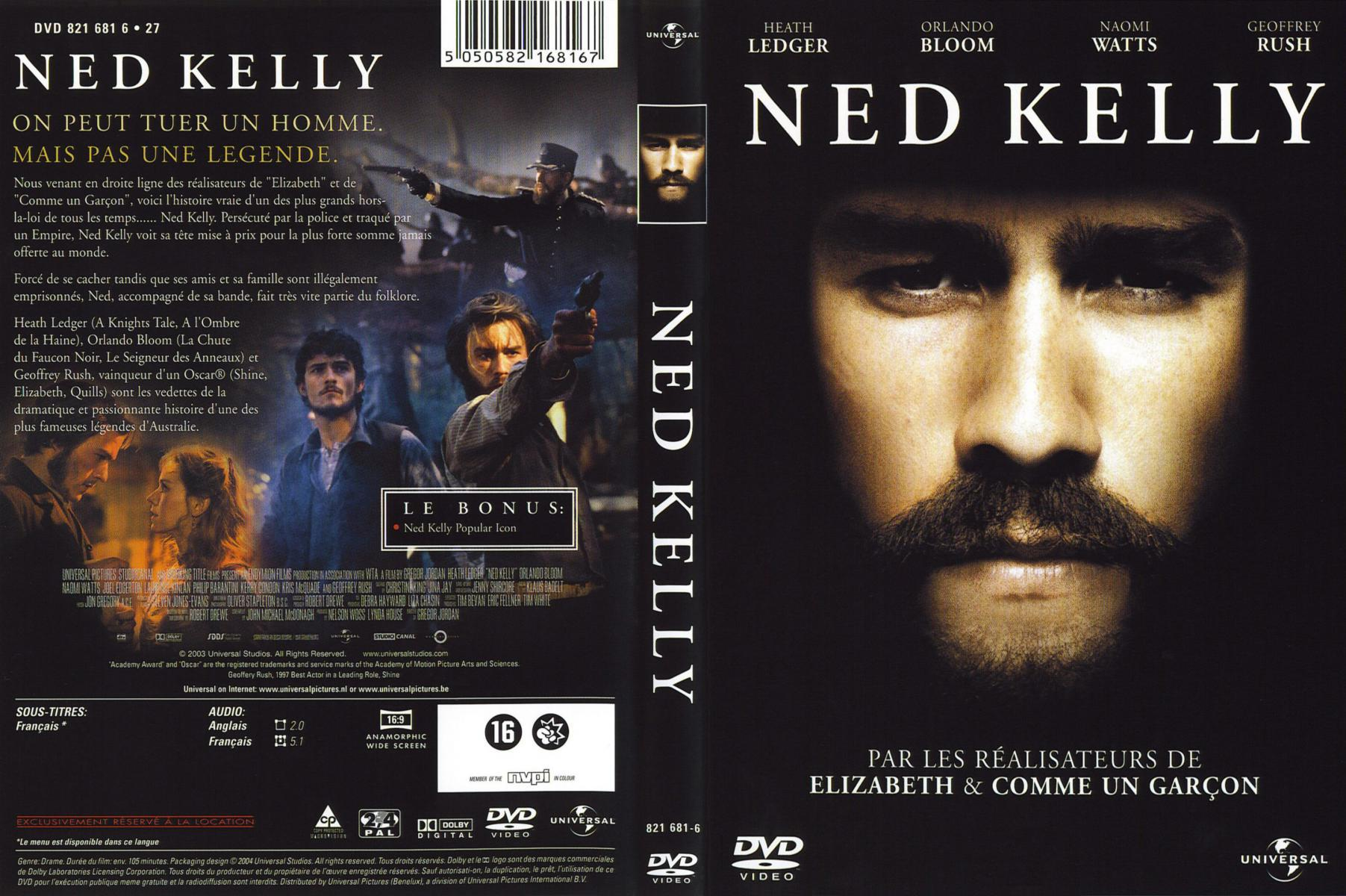 student gold rush and ned kelly