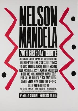Nelson Mandela 70th Birthday Tribute (TV)