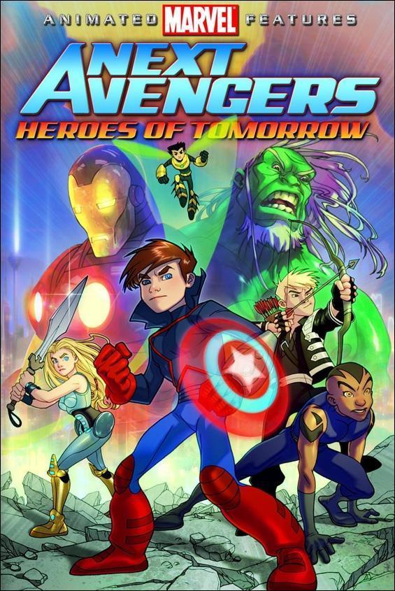 Next Avengers: Heroes of Tomorrow (2008) - Filmaffinity