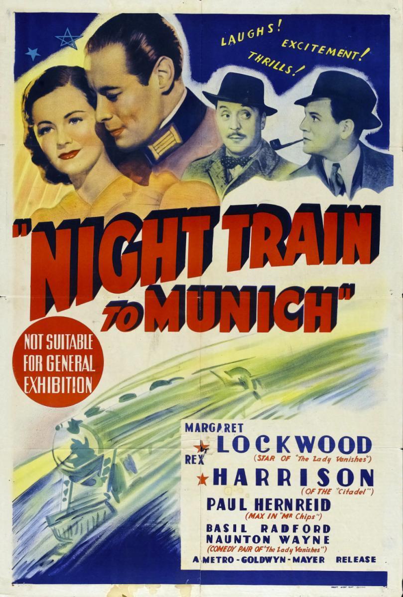 Night Train to Munich - Poster / Main Image