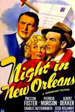 Night in New Orleans
