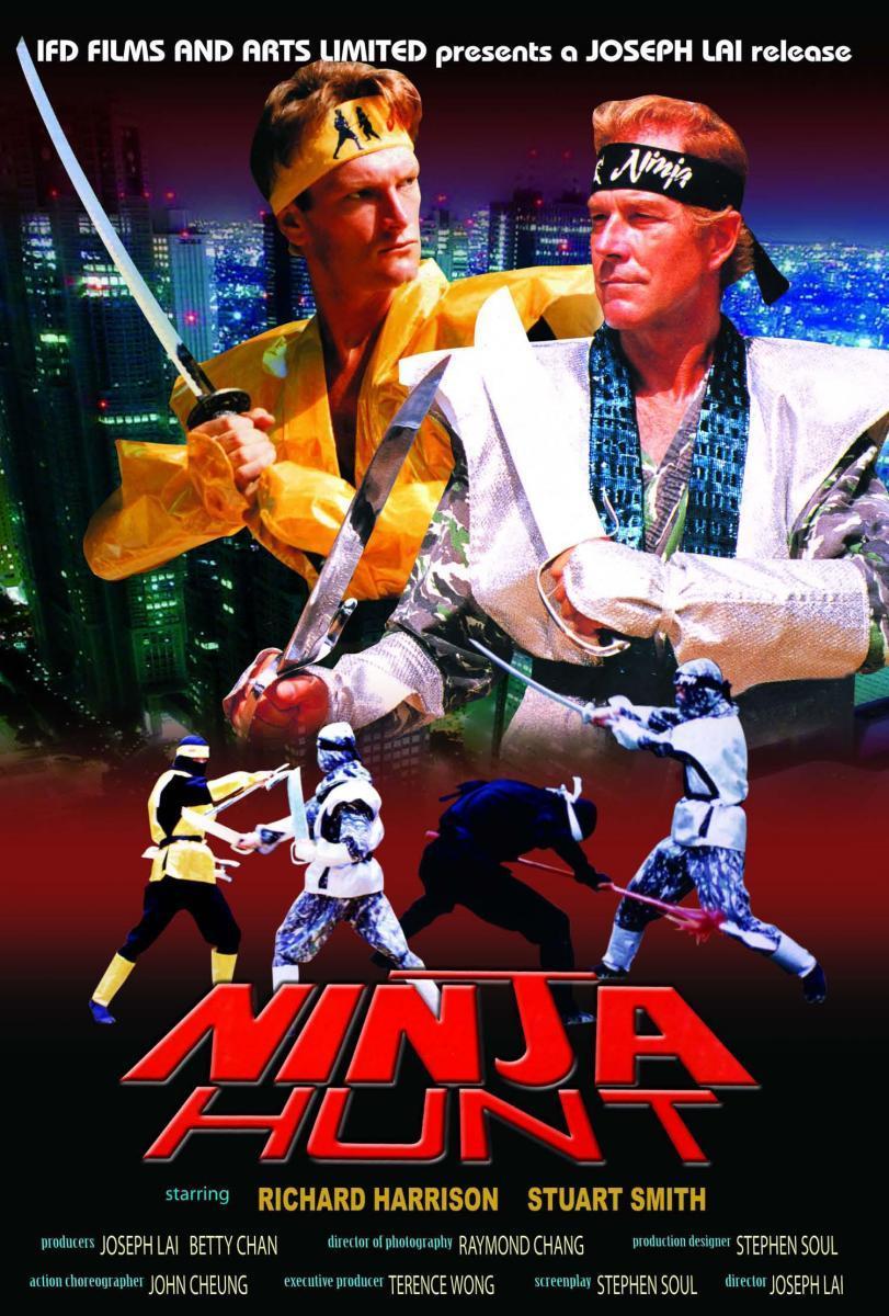 Ninja Hunt movie