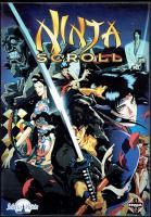Ninja Scroll  - Posters