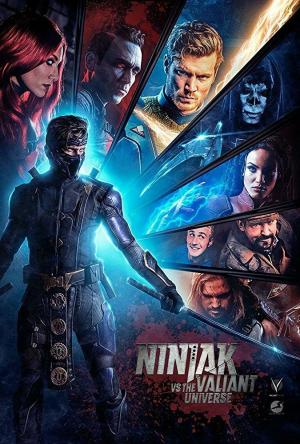 Ninjak vs the Valiant Universe (Serie de TV)