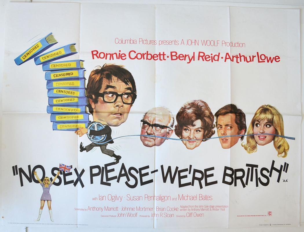 no sex please were british