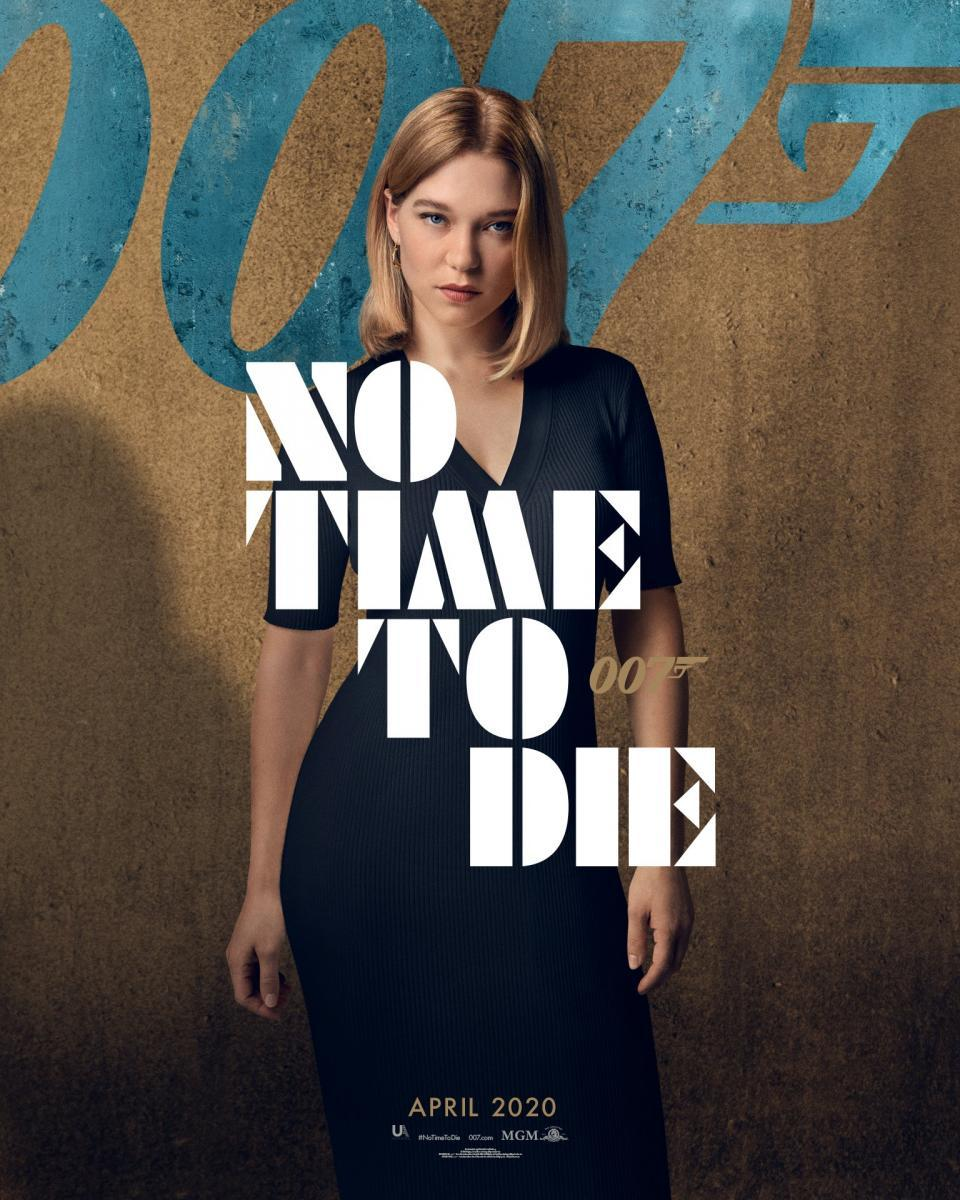 No Time To Die 2021 Filmaffinity