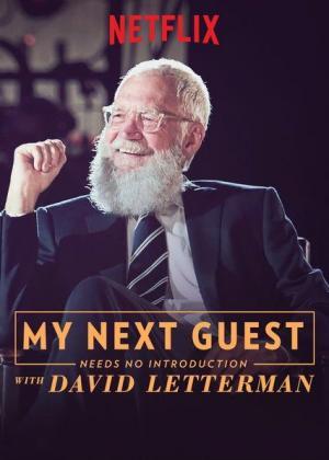 No necesitan presentación con David Letterman (Serie de TV)