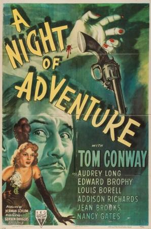 Noche de aventura