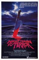 Noche en el tren del terror  - Poster / Imagen Principal