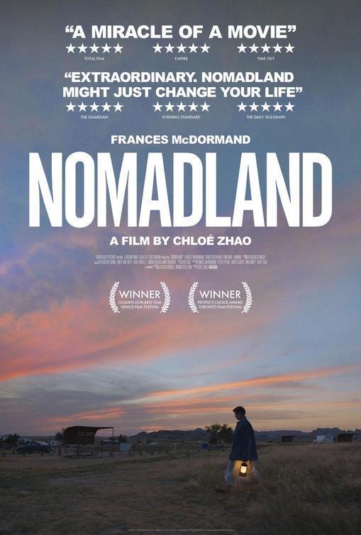 Nomadland (2020) - Filmaffinity