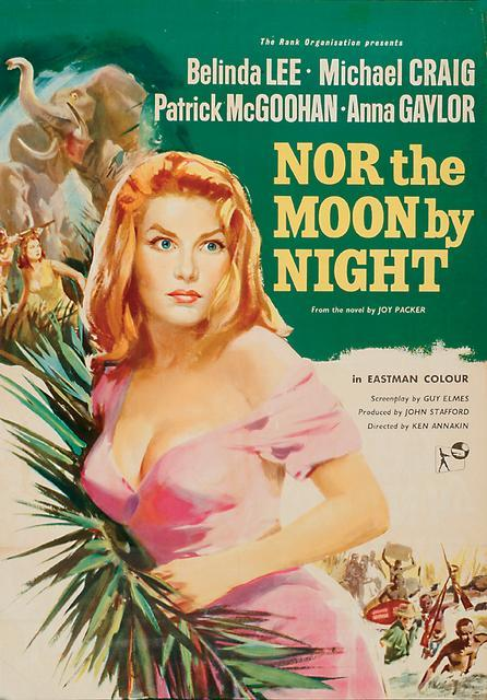 Nor the Moon by Night movie