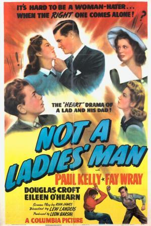 Not a Ladies' Man