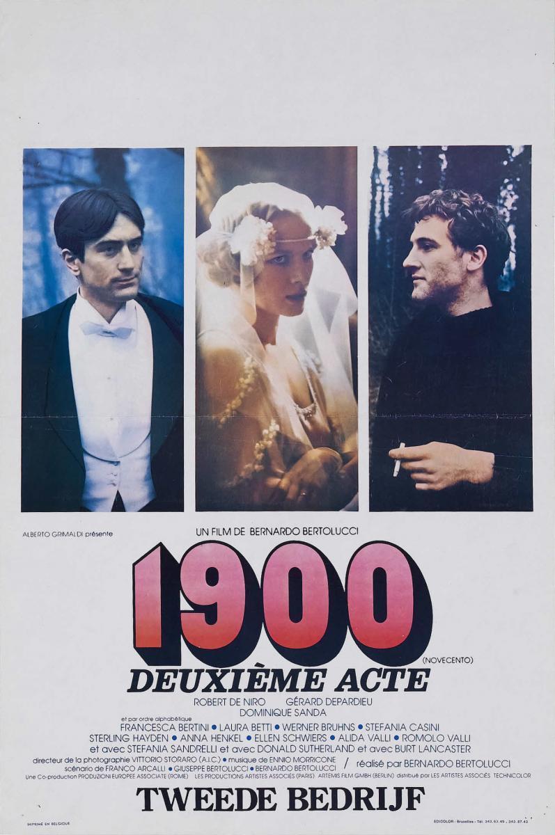 Novecento 1900 1976 Filmaffinity