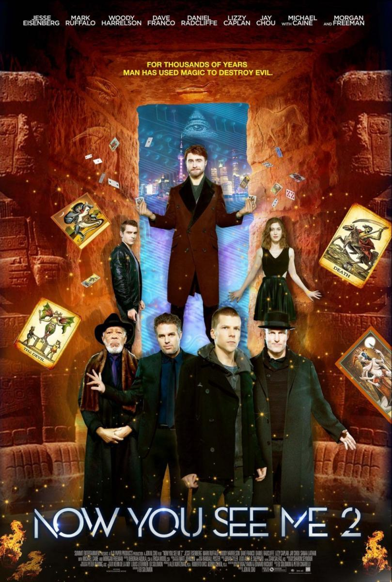 Now You See Me 2 2016 Filmaffinity