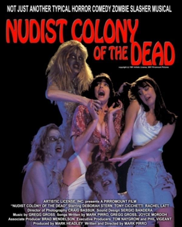Group pics nudist Rally for
